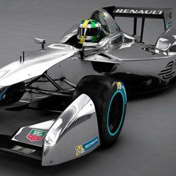 Deslumbrante auto Renault eléctrico de Fórmula E - http://www.entuespacio.com/deslumbrante-auto-renault-electrico-de-formula-e/