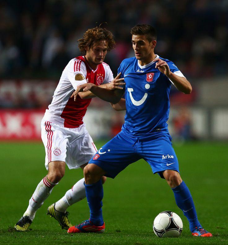 Daley Blind Photo - Ajax Amsterdam v FC Twente - Eredivisie