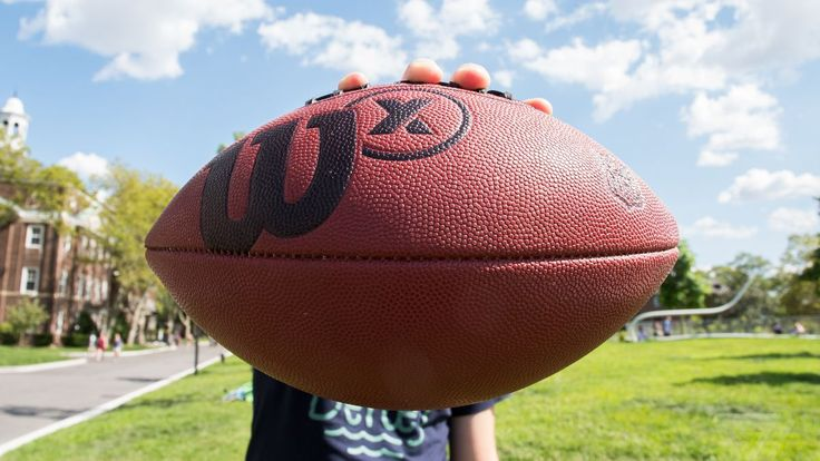 Wilson's new smart football can measure your spiral