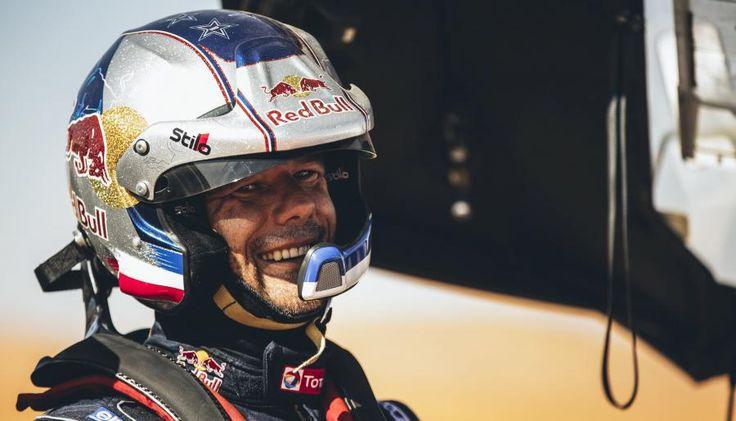 Dakar 2016 : Sébastien Loeb en tête du rallye après sa victoire sur l'étape 2 ! (vidéos) | meltyXtrem