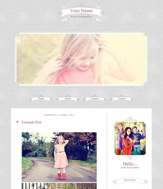 Gorgeous layout!