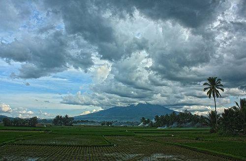 singgalang mountain
