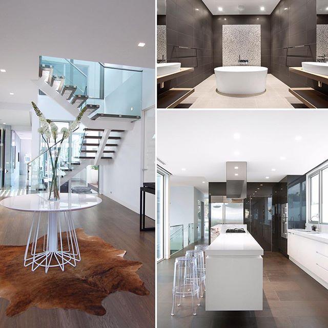 Black Rock Interior #2bscenedesign #lifestyle #living #modern #interiordesign #architecture #melbourne #modernhousedesign #australia