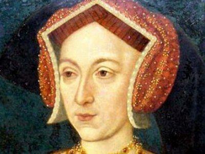 На портрете Джейн Сеймур может быть изображена Анна Болейн