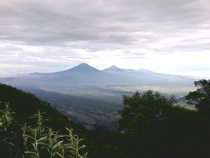 Sindoro & Sumbing Mountain