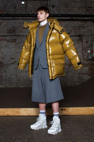 Marc by Marc Jacobs Fall 2014 Menswear Collection Slideshow on Style.com