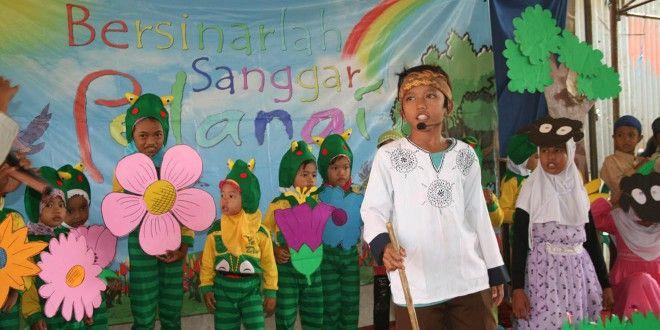 Suka Duka Relawan Sanggar Pelangi ~ http://goo.gl/oaUI29
