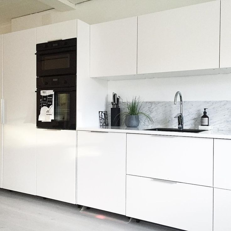 "287 gilla-markeringar, 16 kommentarer - @designbystyleica på Instagram: ""Kök✔️ #veddinge#ikea#marmor#vitt#kitchen#myhome#hus10a#finahem#interiorwarrior#inredningsdesign…"""