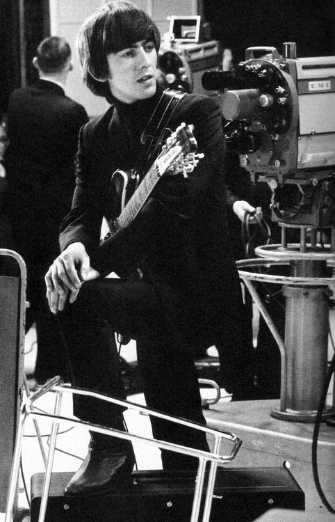 George Harrison 60s Thebeatles
