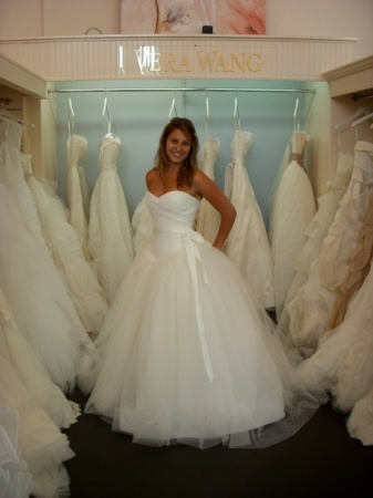 Vera Wang Ball Gown, Bride Wars, 49% off | Recycled Bride