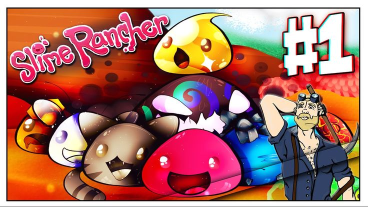 INTRODUCING  Slime Rancher  Pre-Release