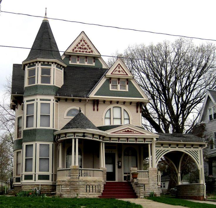 #Victorian houses - http://dennisharper.lnf.com/