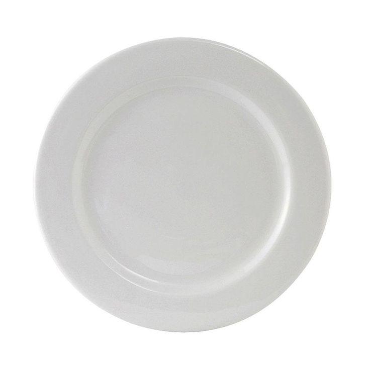 "Yanco AC-16 Abco Dinner Plate 10.5"""