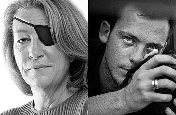 02/22/2012 Marie Colvin and Remi Ochlik - they will be sorely missed RIPReports Mary, Breaking News, Photographers Remy, Remy Ochlik, 02 22 2012 Mary, Mary Colvin, Rémi Ochlik, Wars, News Photos