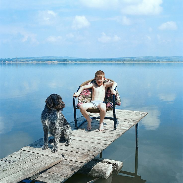 Life in Blue  Evžen Sobek