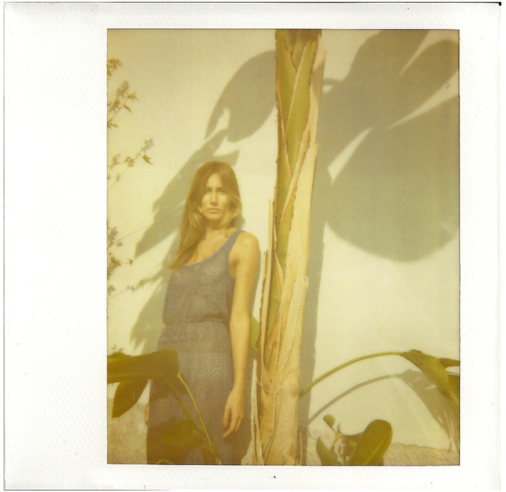like my mother - polaroid 14