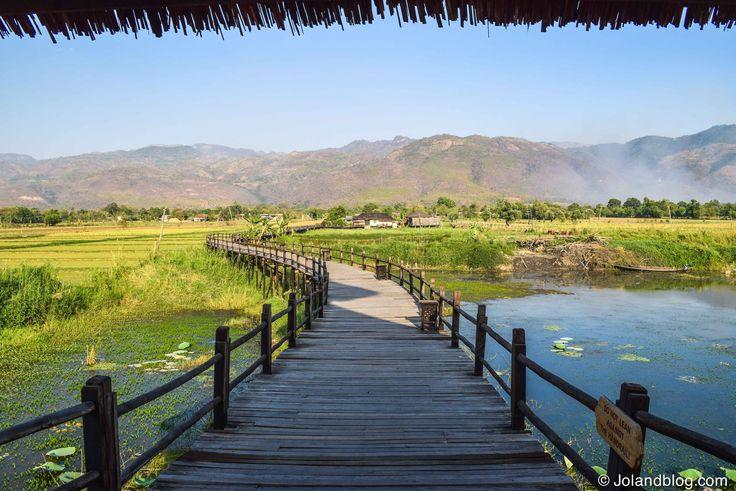 Inle Lake - Myanmar - SAPO Viagens