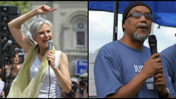 5 Ways Jill Stein's VP Pick Will Shake US Politics Beyond 2016. teleSUR looks at how Ajamu Baraka's Green Party run alongside Jill Stein may electrify Black, brown and working-class resistance beyond November.  #GreenParty http://www.telesurtv.net/english/news/5-Ways-Jill-Steins-VP-Pick-Will-Shake-US-Politics-Beyond-2016-20160802-0014.html