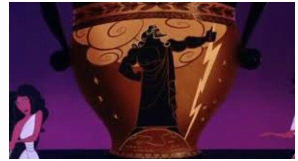 Greek god of thunder and lighting, zeus