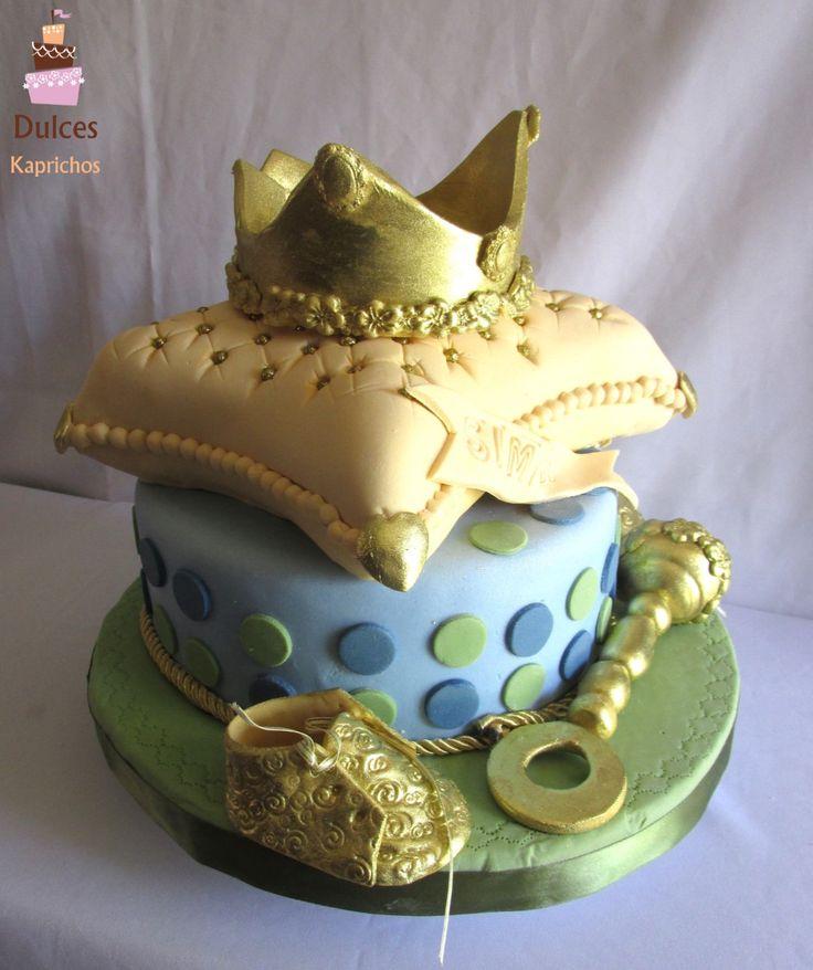 Torta Baby Shower #TortaBabyShower #TortasBabyShower #TortasDecoradas #DulcesKaprichos