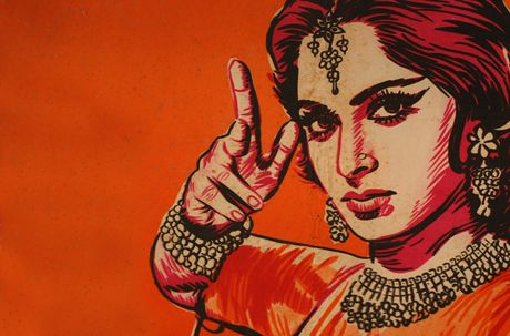 Incredible Bollywood posters - want this as my cover for one of my bollywood events!