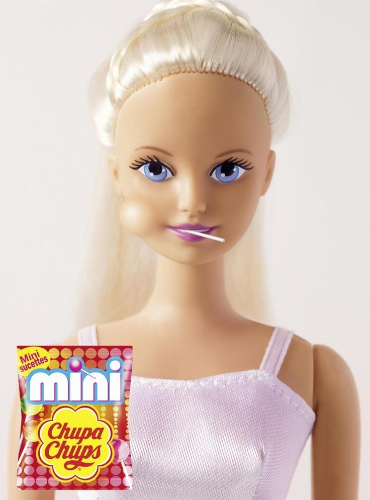 Mini Chupa Chups - Sindy