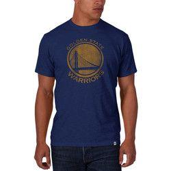 Golden State Warriors 47 Scrum T-Shirt - Mens
