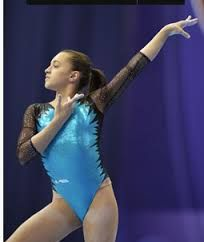 Opinion romanian gymnast sexy well, that