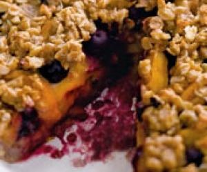 peach blueberry pie-now I know what to do with all those blueberries I ...