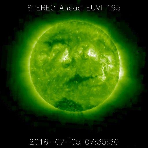 Мониторинг НЛО возле Солнца - 5 июля 2016 - 6 Июля 2016 - Наша Планета.Мир вокруг нас