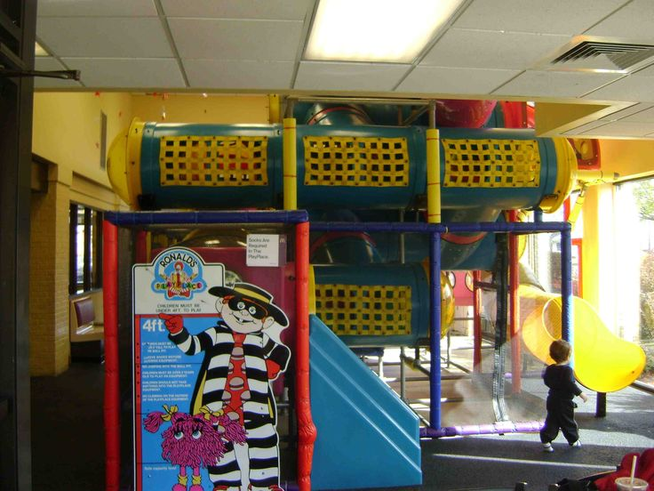 Ronald Mcdonald S Playplace Stuff That Needs To Come