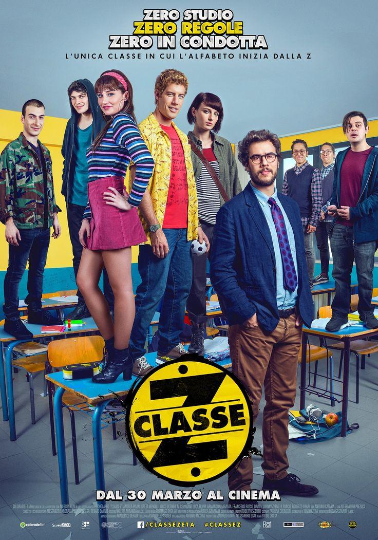 Classe Z | Poster Italiano