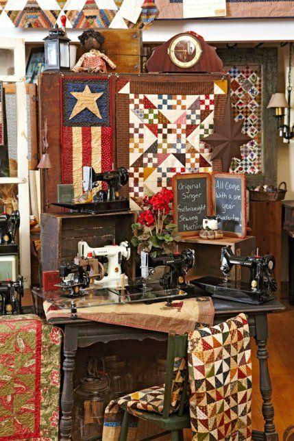 Bittersweet Quilt Shop & Home Decor | AllPeopleQuilt.com