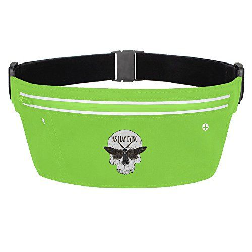 Womens Waterproof As I Lay Dying Awakened Waist Pouch >>> More info could be found at the image url.