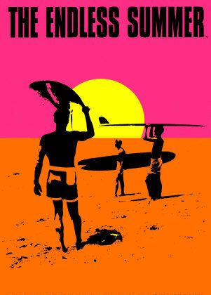 The endless summerFilm, Movie Posters, Summer Posters, Perfect Waves, Picture-Black Posters, The Endless Summer, Summer Movie, Beach, Surf