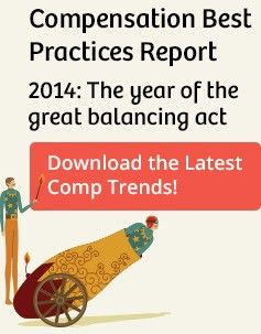 Download the Compensation Best Practices Report and make sure to keep your top employees