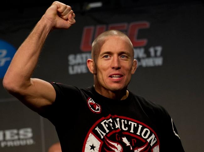 UFC 154 · Georges St-Pierre retrouve son trône