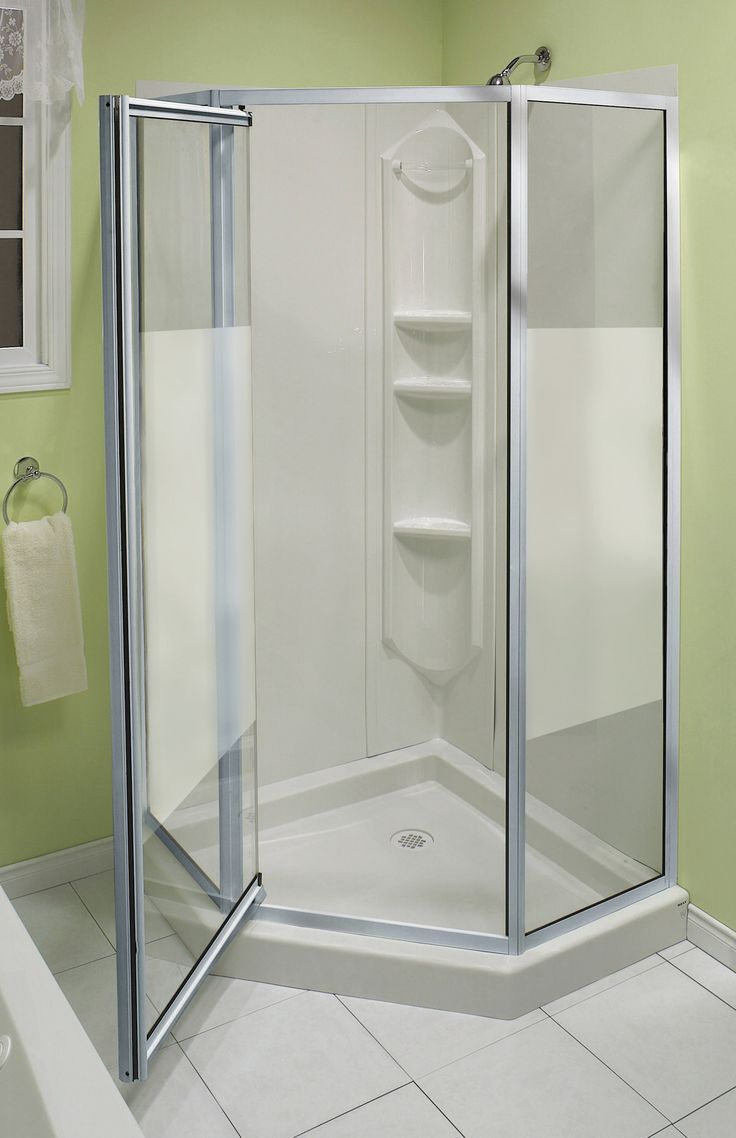 17 Best Ideas About Neo Angle Shower On Pinterest Corner