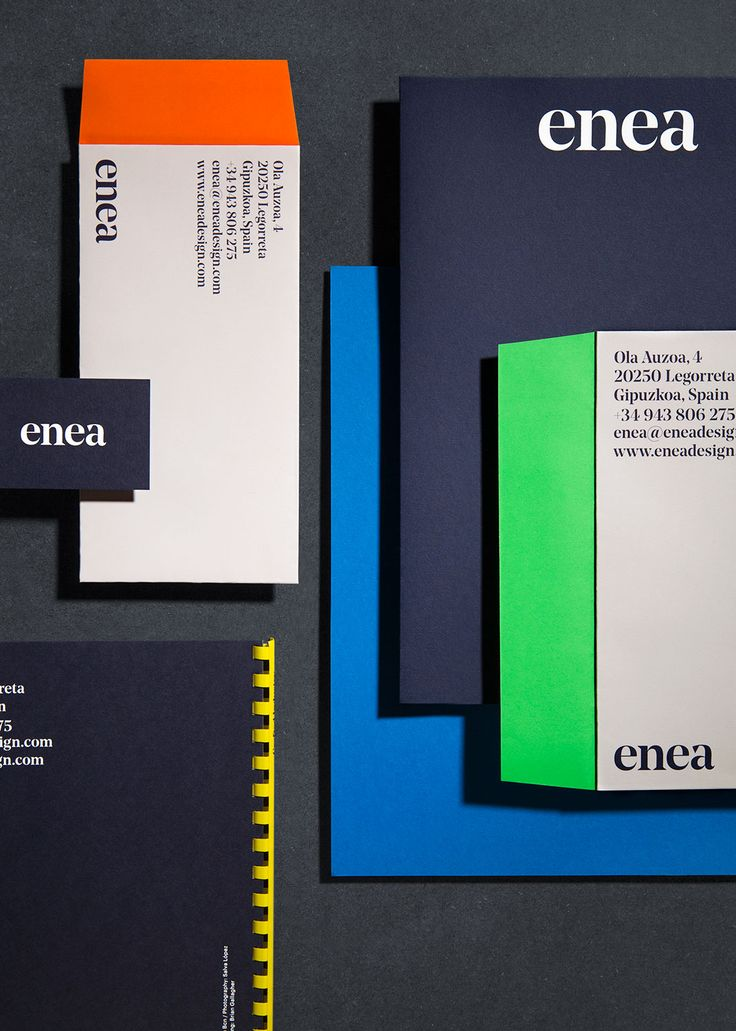 Enea Branding & art direction in photography – Clase Bcn