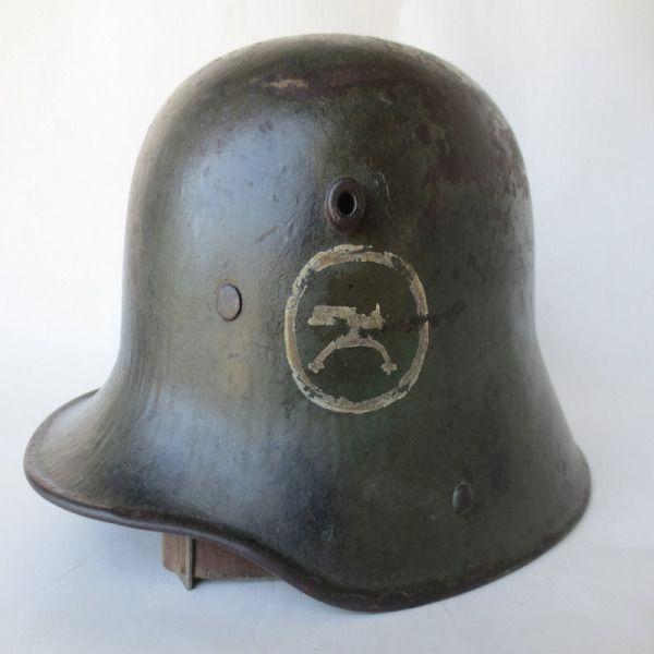 Understanding WWII German helmet insignia  - Alexander and Sons German Helmet Restoration