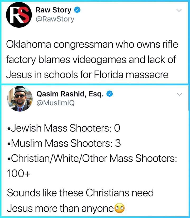As a Christian, most lawmakers who say their Christians  do a lot of things against the way Christian practice is supposed to be.  The main thing is we're supposed to love our neighbors and I'm not seeing a lot of that from the government.