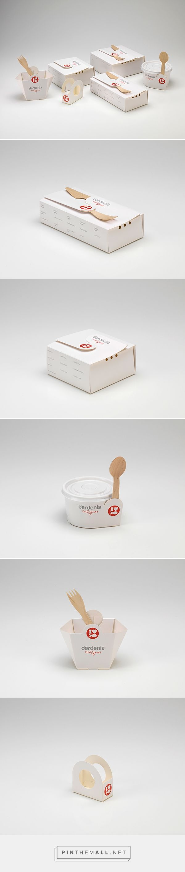 DARDENIA food boxes on Behance by Ypsilon Tasarim