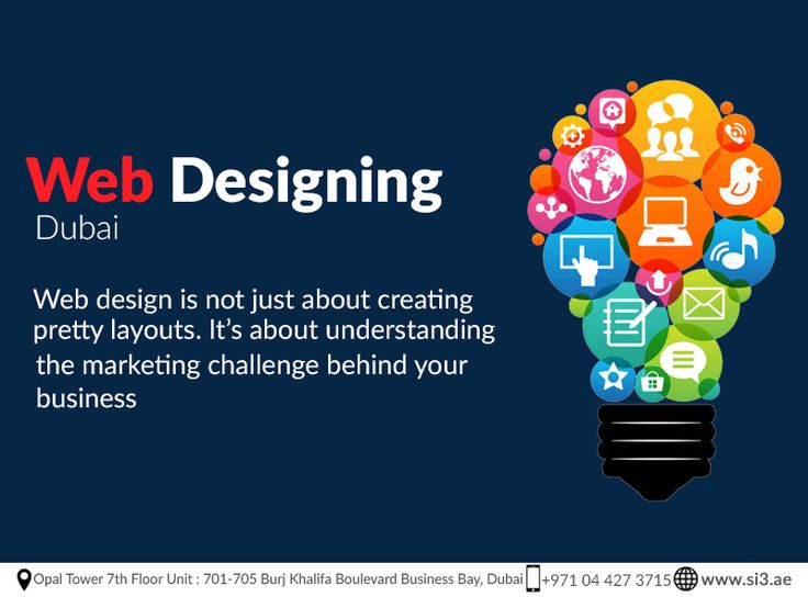 Website Design Services Dubai