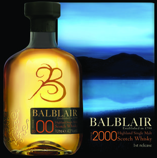 Balblair 2000 Whisky from Whisky Please.