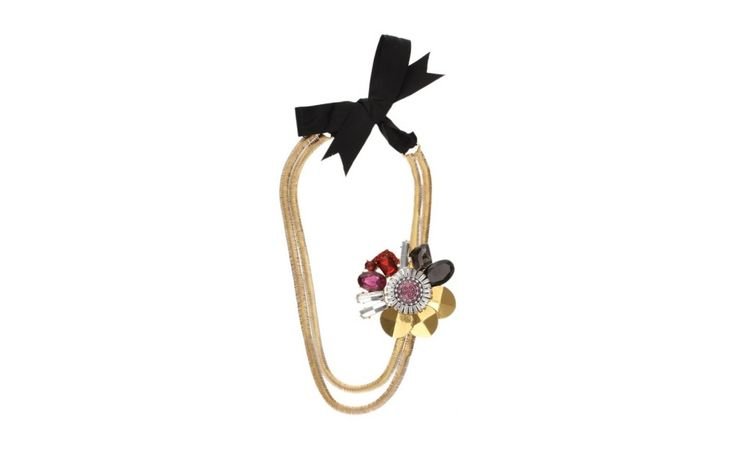 Florid Long Necklace! PARFOIS| Handbags and accessories online