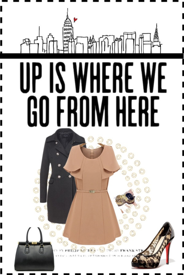 """""""Persunmall & The City"""" by persunmall ❤ liked on Polyvore"""
