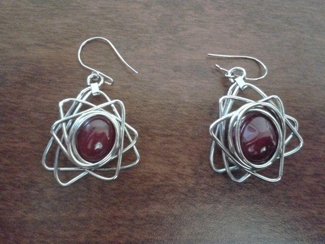 earring inca inspired