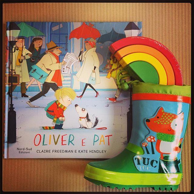 1 sett. ilpapavero_esteIt's raining! ☔️☔️#ilpapaveroeste #veneto #italia #galosce #rainbow #books #high #quality #colors #kidsfashion #instamamme #instakids #thewomoms #padovaalfemminile #mamxmam #fashionblogger #worldofkids #paroladimamma ⚡️⚡#spediamodovedesideri wapp: +393201109094