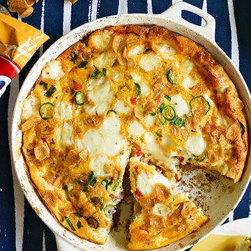"""Some of my favorite food is Tex-Mex"" says Rachael Ray. Here are some of her delicious Tex-Mex recipes including nachos, soups, pastas and frittatas."