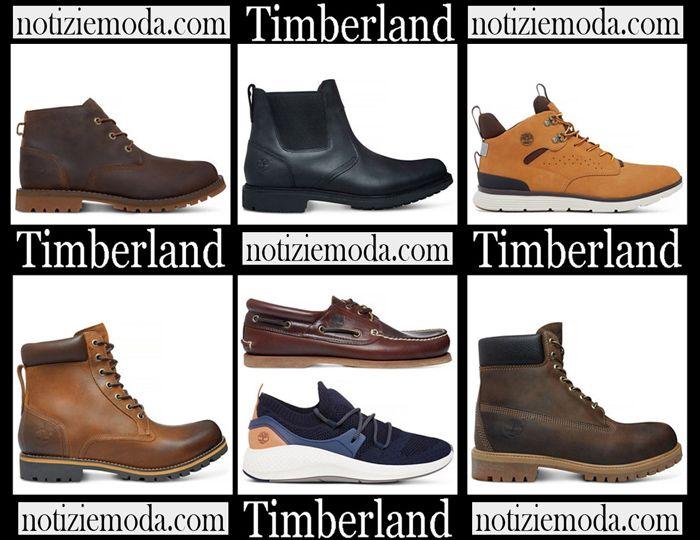 Scarpe Timberland autunno inverno 2018 2019 uomo nuovi